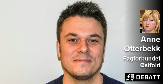 Helge Bangsmoen er spesialkonsulent i Team Økonomi i Fredrikstad kommune og Ap-politiker i Halden.
