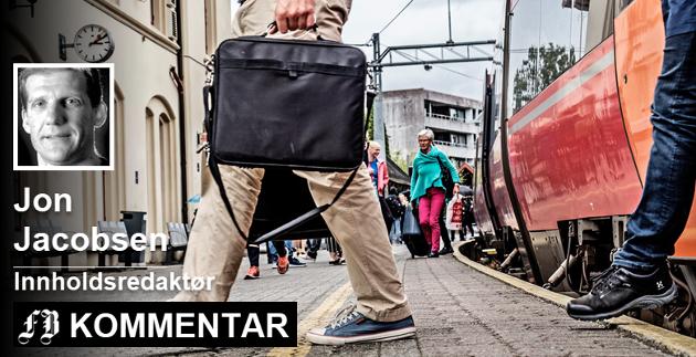 Hele 43 prosent av dem som bor i Fredrikstad, men jobbpendler til en annen kommune, har høyere utdannelse. Vi er fylkets mest attraktive bokommune for høyt utdannede.