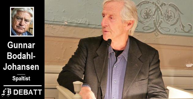 Brysom på bystyrets talerstol: – Henning Aalls innsats avslørte hvordan kommunen brukte store ressurser på å forsøke å hindre innsyn i dokumenter, skriver Bodahl-Johansen.