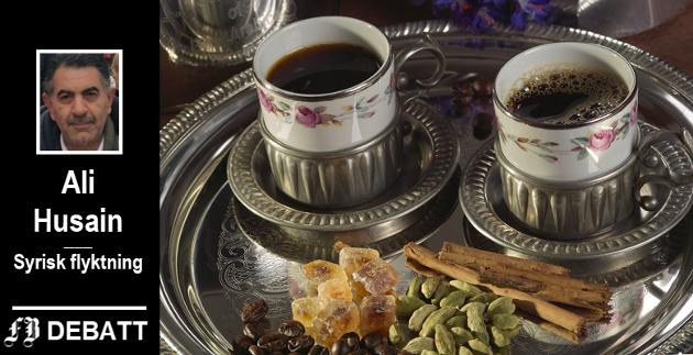 – Kan vi ta en kopp kaffe sammen denne kvelden, spør Ali Husain, og skriver om nysgjerrighet, misforståelser og  brubygging.