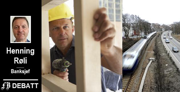 Kronikkforfatter Henning Røli ber om tiltak i statsbudsjettet som kan gi Østfold flere arbeidsfolk med den nødvendige kompetansen og veier, bane og sjøfart.