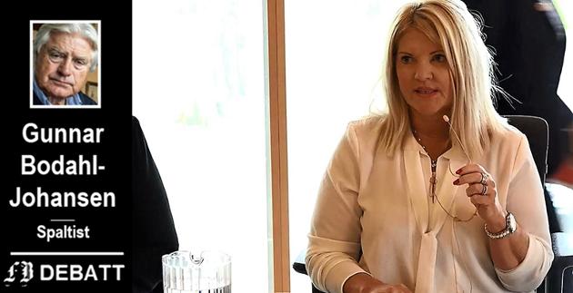 Utstrakt innsynsrett: – For noen muligheter det gir til å åpne en lukket kommune for innsyn, skriver Gunnar Bodahl-Johansen om kontrollutvalets rolle. Han mener bordet er dekket for den nye utvalgslederen, Rita Holberg.
