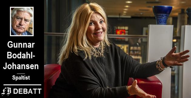Nyvunnet frihet: – At Rita Holberg tar beslutningen om å kvitte seg med sine politiske verv på et selvstendig grunnlag, tyder muligens på at hun har lært av inhabilitetsdebatten i nettopp kontrollutvalget under varslersaken, mener Gunnar Bodahl-Johansen.
