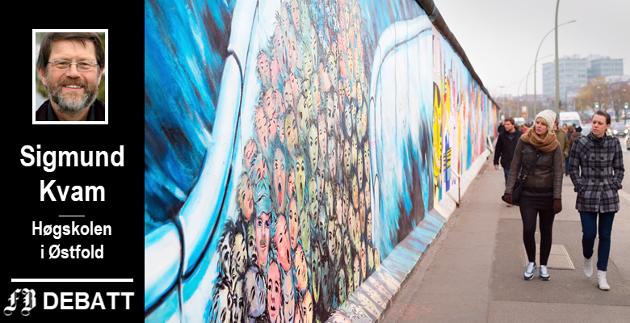 Fra august 1961 og til muren ble åpnet for nøyaktig 30 år siden, var DDR et nærmest hermetisk lukket land.  I dag er restene av den forhatte muren turistattraksjon i Berlin.