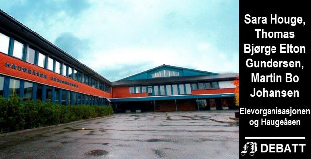 Haugeåsen ungdomsskole