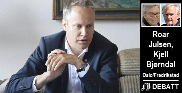 Ordfører Jon-Ivar Nygård har tidligere uttalt at FEAS' oppkjøp har vært godt forankret. – Dette vil vi ha dokumentert, skriver Julsen og  Bjørndal i kronikken.