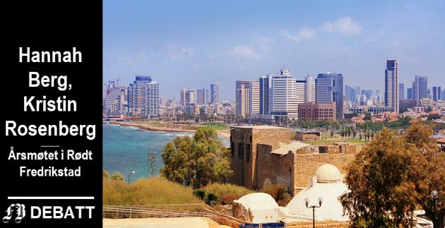 Eurovision Song Contest 2019 arrangeres i Israels hovedstad Tel Aviv. – Landet utnytter skamløst Eurovision som en del av sin merkevarebygging,  heter det i innlegget.