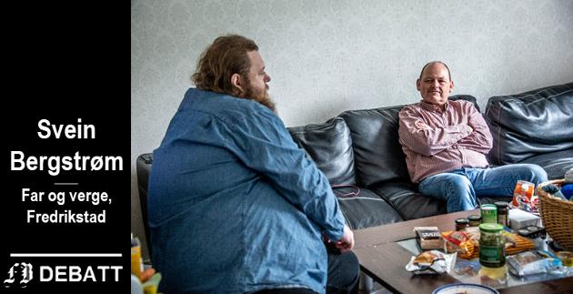 Fredriksstad Blad har gjennom flere reportasjer fortalt om brevforfatter Svein Bergstrøms kamp for å få et godt omsorgstilbud i Fredrikstad for sin psykisk syke sønn Jostein.