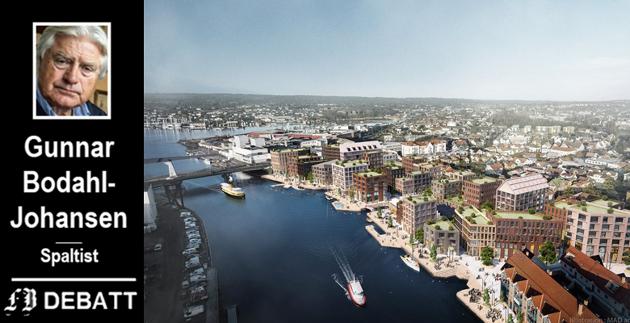 Fellesprosjekt: Trosvikstranda blir et av de store byutviklingsprosjektene i Fredrikstad i årene fremover. Samarbeidet mellom Sander Grundvigs Cityplan og kommunale Isegran Eiendom AS reiser mange spørsmål.