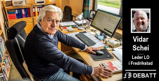 Brevforfatteren vil har flere spaltister ved siden av Gunnar Bodahl-Johansen.  – Hvem kan være stemmen til pensjonistene? Til arbeideren? Akademikeren? Innvandrerne og flyktningene? De ulike politiske partiene? Frivilligheten? Idretten?
