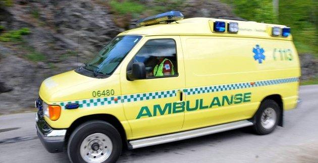 Senterpartiet vil blant annet lovfeste responstiden på ambulanser, skriver Stina A. Sætre i dette leserinnlegget.