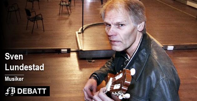 – Kanskje er det utidig av en musiker å blande seg i debatten, innleder Svein Lundestad. Hans bakgrunn for å uttale seg om fremtidig togtrasé er mangeårig pendling og utallige timers venting.