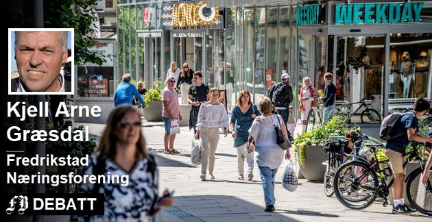 Kjell Arne Græsdals råd til bedriftsleder: – Dersom du viser ansatte tillit så legger du bedriften i byen. I byen har de ansatte har et rikt tilbud familiene trenger i hverdagen mye nærmere. Arkivfoto: Geir A. Carlsson