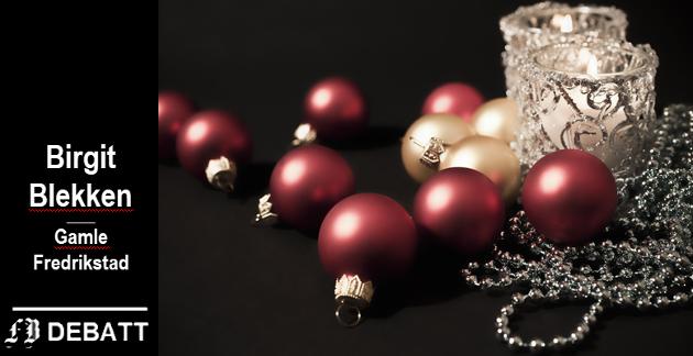 – Jula har plass til oss som vi er, til å pynte, til festmåltider, til å dele gaver og gi ekstra til dem som trenger det. Vi trenger hverandre i en tøff verden.