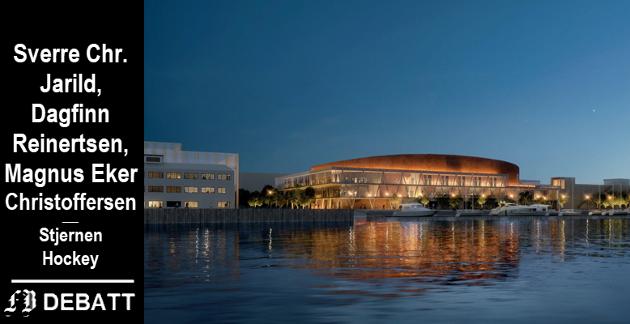Prosjektgruppen ønsker velkommen: – Arena Fredrikstad vil få mange positive ringvirkninger for så mange mennesker – og for byen – at vi gleder oss til å ønske Svein Femtehjell og hele Fredrikstad velkommen til å se det med egne øyne høsten 2023.