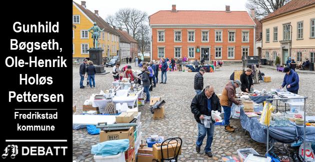 Fredrikstad kommune ønsker en løsning for å fylle gateplan i Gamlebyen med attraktive tilbud for innbyggere og tilreisende.