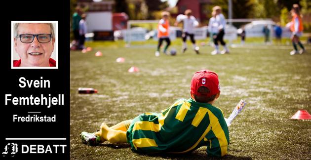 – Idretten og andre aktuelle brukere har vært plassert i en referansegruppe i planprosessens ytterkant hvor det knapt har skjedd noe, skriver Svein Femtehjell om arbeidet med kommunens idrettsplan.