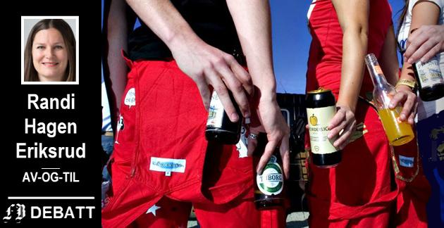 Klart råd fra alkoholvettorganisasjonen: – La gaven til avgangseleven være noe annet enn alkospons.