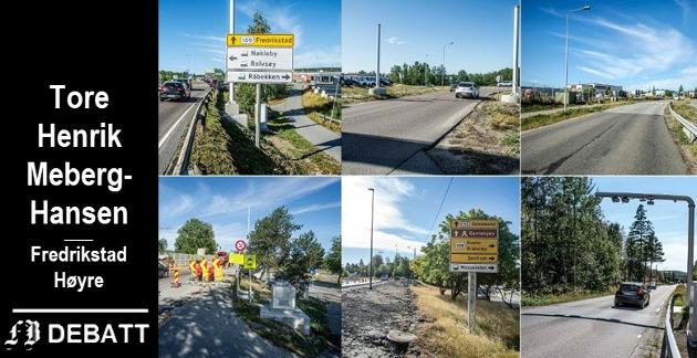 «Ikke svaret!» – Mye tyder på at dagens sørgelige situasjon i Fredrikstad er et resultat av dårlig organisering, for omfattende beslutningsprosesser og generelt en reell ansvarsfraskrivelse lokalt, mener Høyre-kandidat  Meberg-Hansen.