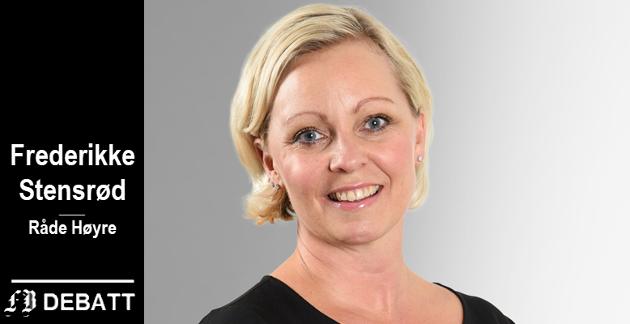 Frederikke Stensrød: – Heltidskultur er både god omsorgs- og arbeidsgiverpolitikk.