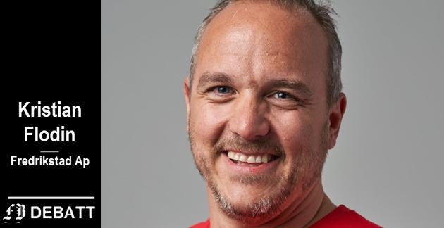 Kristian Flodin: – Jammen bra at Frp ikke skal bygge rundkjøringene i Bypakka – dem tror jeg det hadde blitt vanskelig å komme seg ut av!