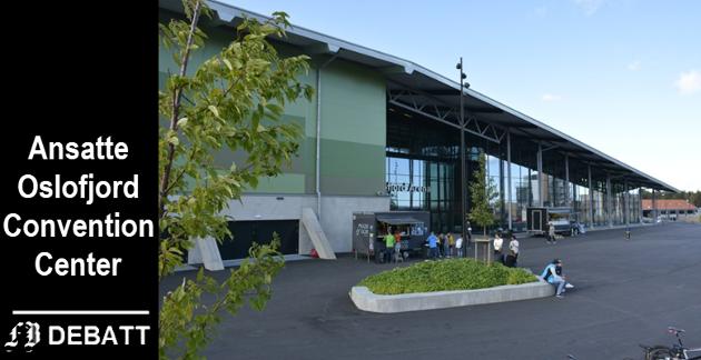 Oslofjord Convention Center i Sandefjord kommune eies av en stiftelse som i sin tur eies av Brunstad Christian  Church, også kalt Smiths Venner. – De er et trossamfunn med regler som de ønsker at medlemmene skal følge, men de setter ikke regler for oss som jobber her eller våre gjester, heter det i innlegget.