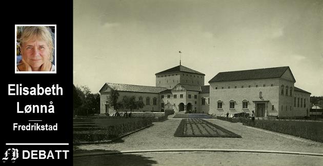 – Gammelt, sjarmerende samtidig som det er monumentalt, skriver Lønnå om bygget sto ferdig i 1926, og ser likedan ut i dag.