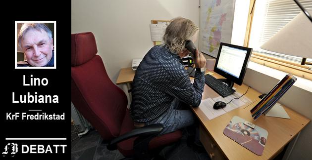 Kirkens SOS tilbyr noen å snakke med alle dager og hele døgnet. Frivillig arbeid er avgjørende for å holde tilbudet i gang.