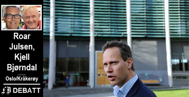 Kritikken fra Kjell Bjørndal og Roar Julsen retter seg i denne kronikken hovedsaklig mot ordfører Jon-Ivar Nygård i egenskap av å være generalforsamling i Fredrikstad Energi som eier nettselskapet Norgesnett.