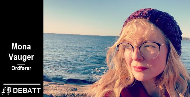 – Kort vei til hav og flott natur gjør hverdagene litt finere, skriver Mona Vauger om å vokse opp i Hvaler og «bo midt i ferien».