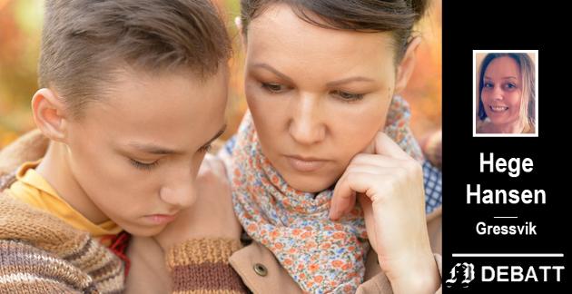 – Ta praten med ungene dine og delta på Fredrikstad Pride, oppfordrer Hege Hansen.