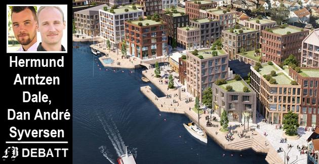 Planene om at kommunale Isegran Eiendom og private Cityplan i fellesskap skal utvikle Trosvikstranda satte fart i diskusjonen om hvilken rolle det kommunale eiendomsselskapet skal ha.
