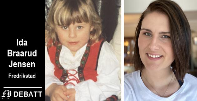 TA VARE: «I denne tiden er vi sårbare alle sammen», skriver Ida Braarud Jensen. Hun frykter mange barn nå opplever at de voksne hjemme tyr til mer alkohol for å takle unntakstilstanden. Hennes egen oppvekst gjør at hun vil minne om hvor sårbare barna er når de voksne ikke takler hverdagen.