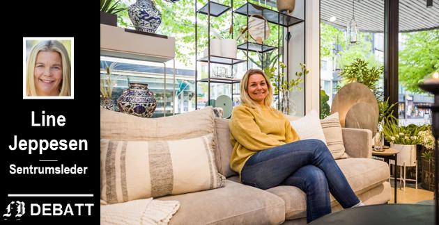 Henteklare varer: Hege Kristin Grundvig-Andersen og Des Design er blant butikkene som har møtte koronautfordringen med kreativitet.