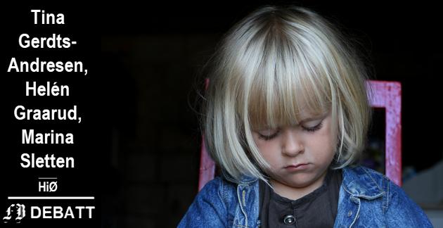 Tydelig varsko fra Høgskolen i Østfold: – Ta kontakt med barn du lurer på hvordan har det.Følg med, skjerp bevisstheten, vær modig og bry deg!