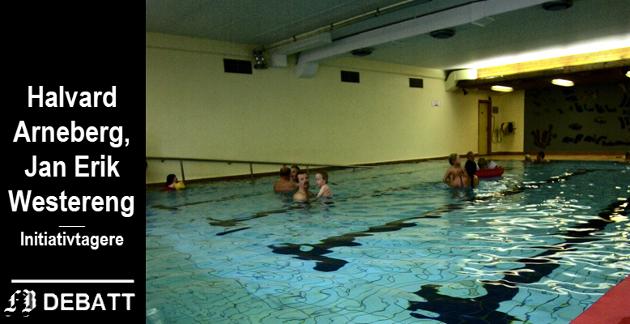 – Allmennheten kan bruke et basseng som er tilpasset mennesker med funksjonsnedsettelser, men ikke omvendt, skriver initiativtagerne i sin argumentasjon for å åpne Kløverbadet.