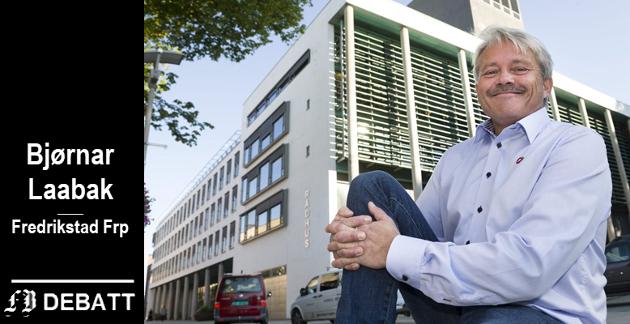 – Fredrikstad kommune bruker, ifølge planen, vesentlig mer penger enn de andre kommunene som «Beregningsutvalget» følger opp, skriver Laabak kostnadene ved å bosette flyktninger.