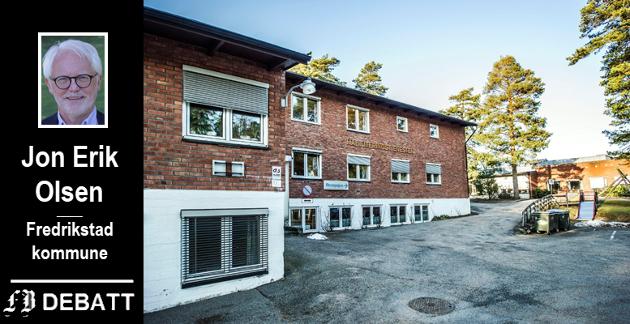 – Kommunen vurderer ikke at det på Furutun legges opp til en institusjon på annen måte enn for eksempel Kiæråsen slik avlastningen der drives i dag, skriver Jon Erik Olsen til påstandene om at institusjonene blir gjeninnført i tjenester for funksjonshemmede barn.