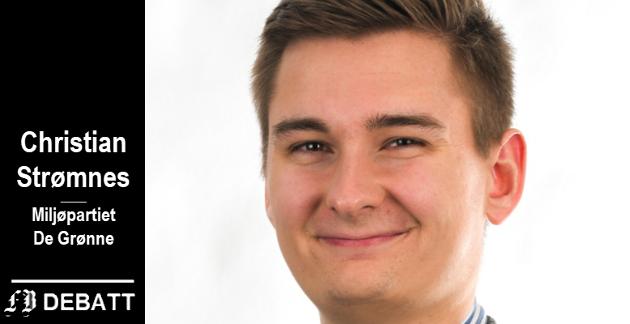 Christian Strømnes oppfordrer politikere til å stole på fagfolkenes vurderinger når det gjelder tiltak som bør settes i verk under koronakrisen.