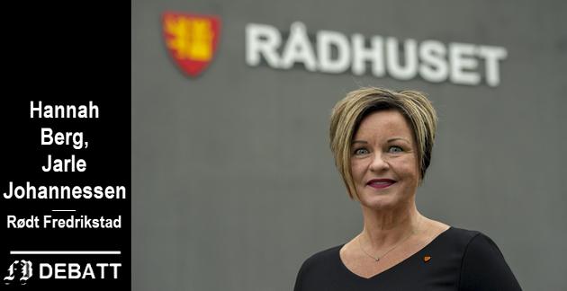 Kommunedirektør Nina Tangnæs Grønvold har gitt et godt svar på hvorfor det er problematisk å ta i bruk et nedlagt sykehjem, mener brevforfatterne.