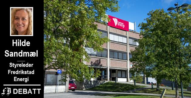 Fredrikstad Energi forbedret driften med 40 millioner i fjor. – Styret har derfor anbefalt at det tas en ny vurdering etter sommeren om mulig utbytte for 2019, opplyser Sandmæl.