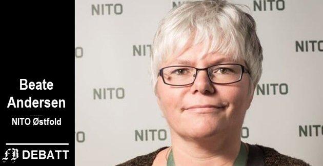 – Det varmer spesielt godt å vite at Høgskolen i Østfold  begynner å etablere «grønne» utdanningstilbud til sine studenter, skriver Beate Andersen.