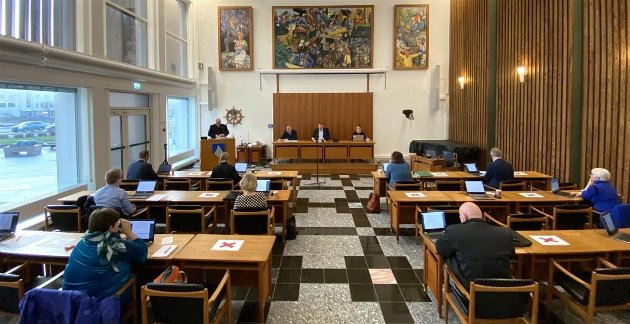 Narvik formannskap - sovnet på post eller passivitet som udemokratisk politisk verktøy?