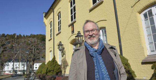 SVARER: Ordfører Per Kr. Lunden svarer her på to foregående innlegg rundt Tollbodsalget.