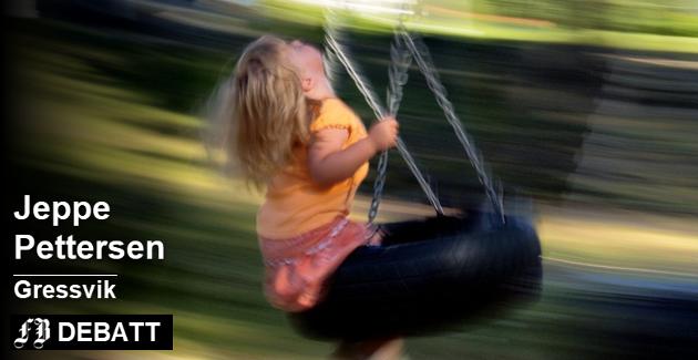 – Når man utsetter barn for forskjellige typer som fysisk, psykisk og seksuell vold, så er dette ikke barnevernets oppgave å etterforske. Dette er politiarbeid, fastslår Jeppe Pettersen.