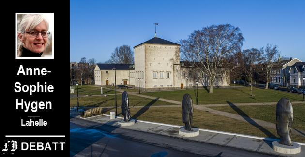 – Vi må også tenke økonomi. Det Fredrikstad kommune vil måtte ha til rådighet for økonomisk styrking av biblioteket, bør gå til innsatsområder. Det bør ikke gå til et nybygg de færreste ønsker.
