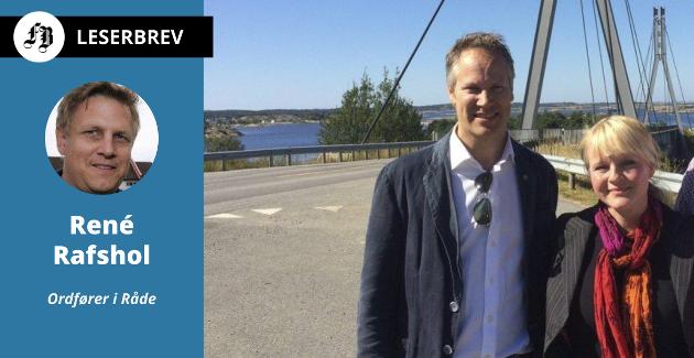 Jon-Ivar Nygård og Mona Vauger