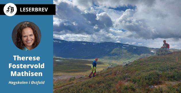 Styrketrening kan gi deg benstyrke til å klare å fullføre de lange og bratte fjellturene!