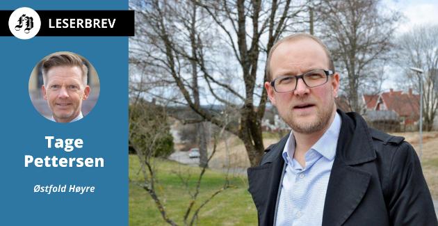Hovedspørsmålet til Ole André Myhrvold er: Vil du ha Jonas Gahr Støre som statsminister, med SV og MGD på slep, eller Erna Solberg, og du vet hva du får.