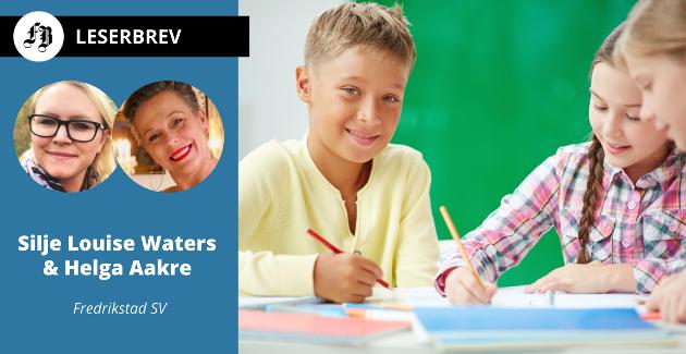 – Vi skal teste ut leksefri skole, som kan bidra til tryggere og likere rammer for alle elever og hindre at elever fra ressurssvake hjem får et dårligere skoletilbud, er ett av SVs lokale tiltak.